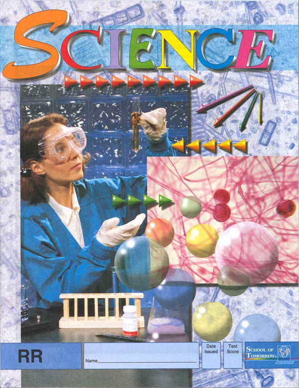 Cover Image for RR Science 9