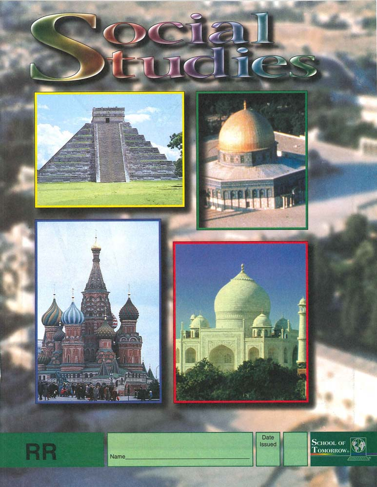 Cover Image for RR Social Studies 10