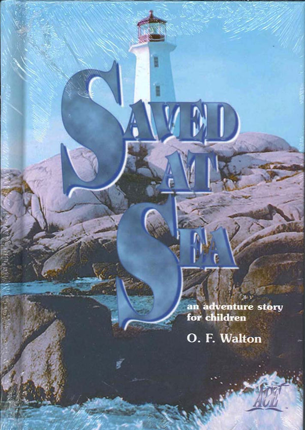 Cover Image for Saved At Sea