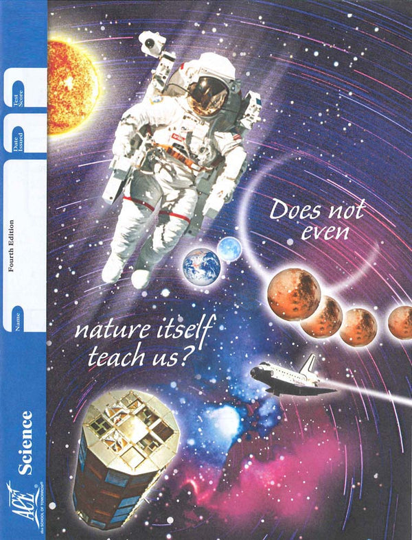 Cover Image for Science 09 - 4th Edition