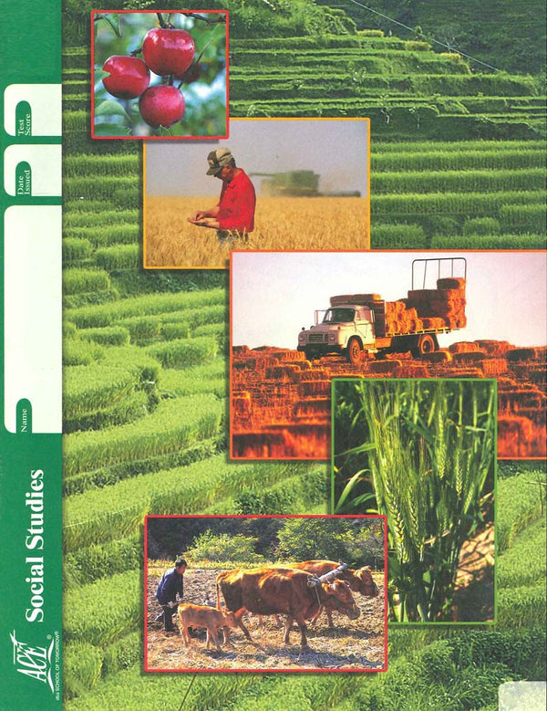 Cover Image for Social Studies 05 - 4th Edition