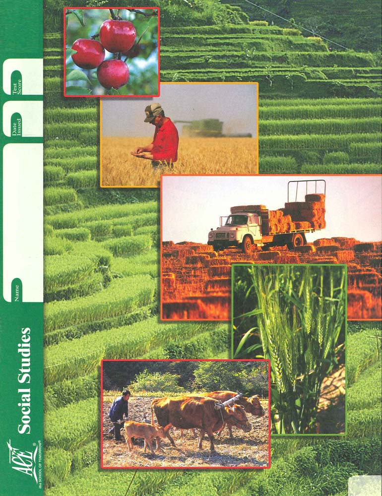 Cover Image for Social Studies 63 - 4th Edition
