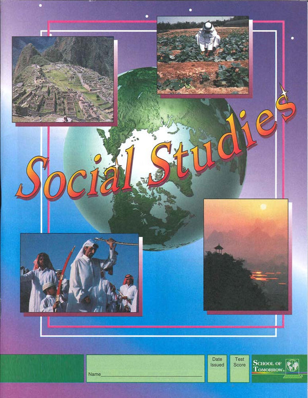Cover Image for Social Studies American History 93