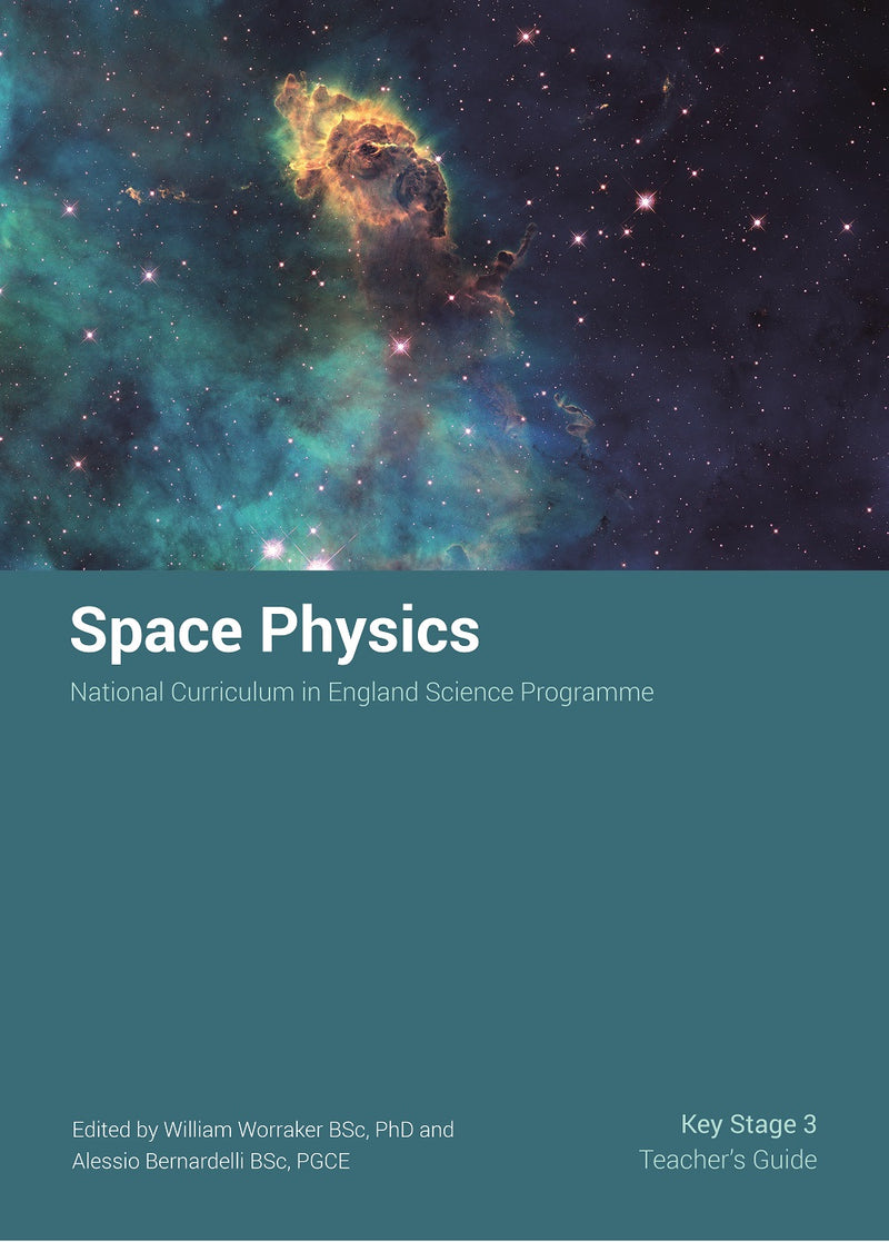 Cover Image for Space Physics Teaching Guide