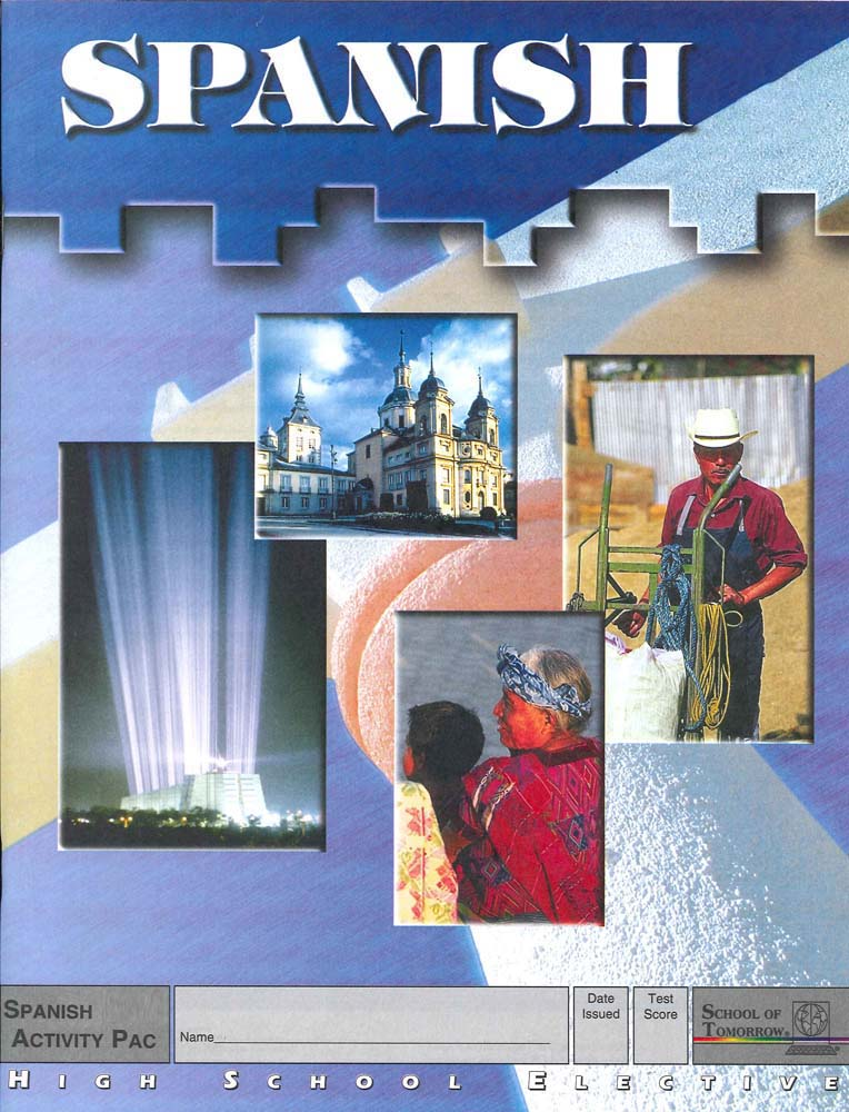 Cover Image for Spanish Activity Pac 7