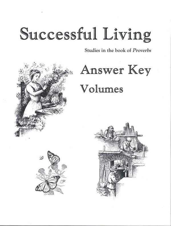 Cover Image for Successful Living Keys 1-3