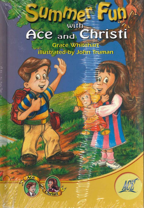 Cover Image for Summer Fun With Ace And Christi