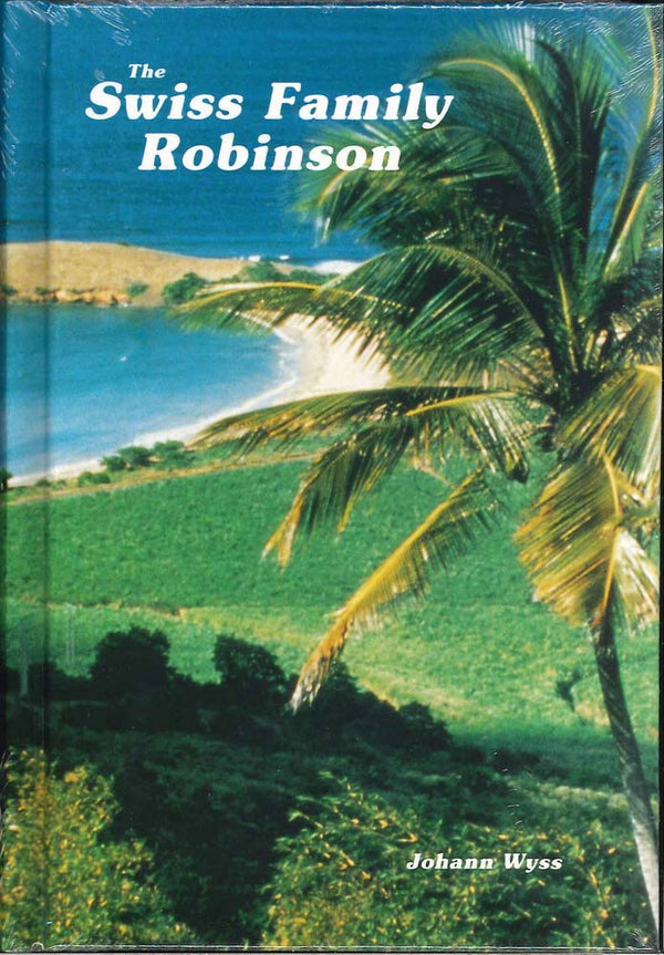 Cover Image for The Swiss Family Robinson