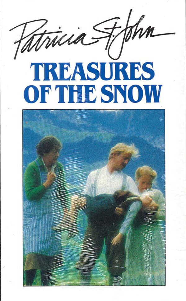 Cover Image for Treasures of the Snow