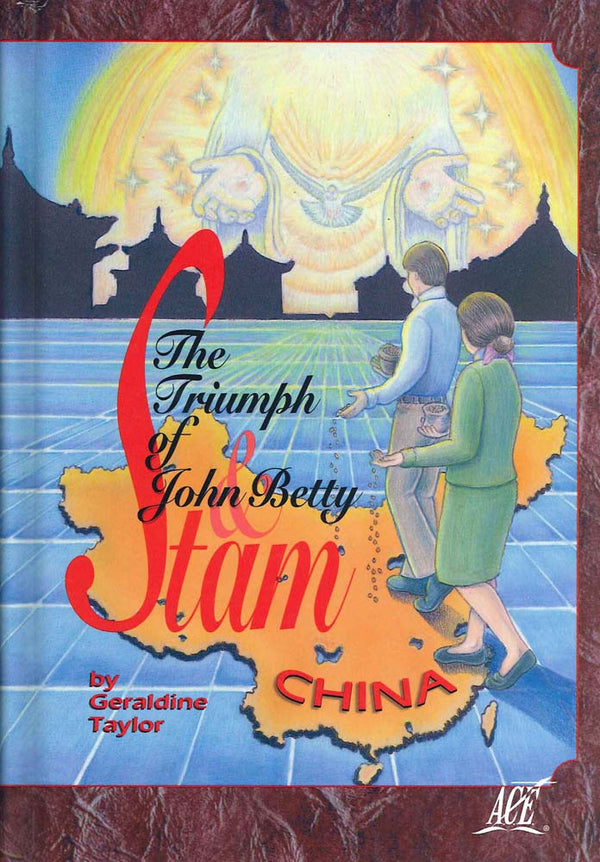 Cover Image for The Triumph of John & Betty Stam