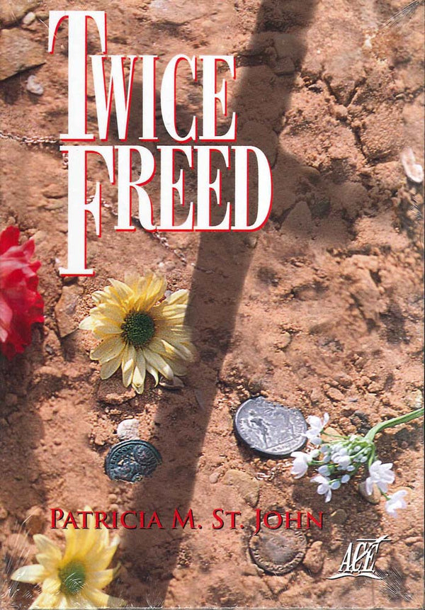 Cover Image for Twice Freed