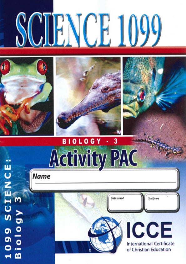 Cover Image for Biology 99 (Activity Pac)