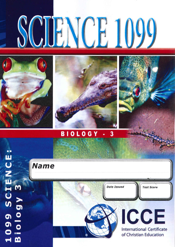 Cover Image for Biology 99 (Reading Pack)