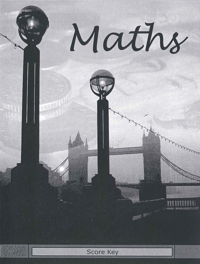 Cover Image for UK Maths Key 10