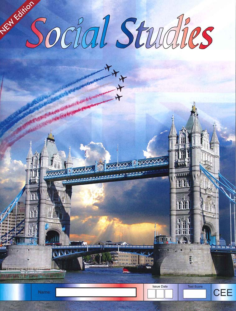 Cover Image for UK Social Studies 24