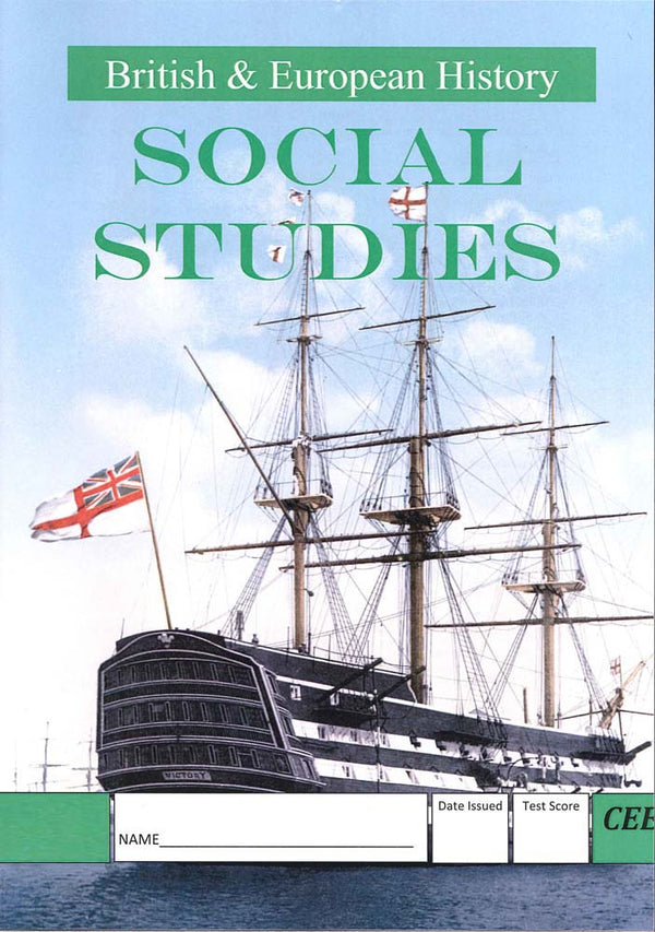 Cover Image for British & European History PACE 89