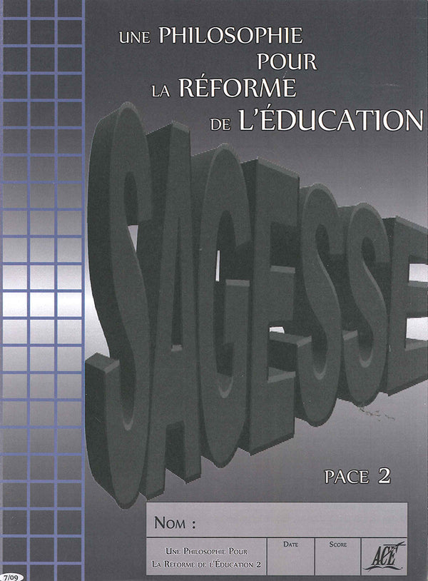 Cover Image for Sagesse