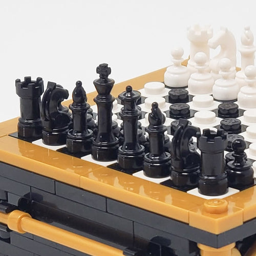 Brick Mini Chess Pieces