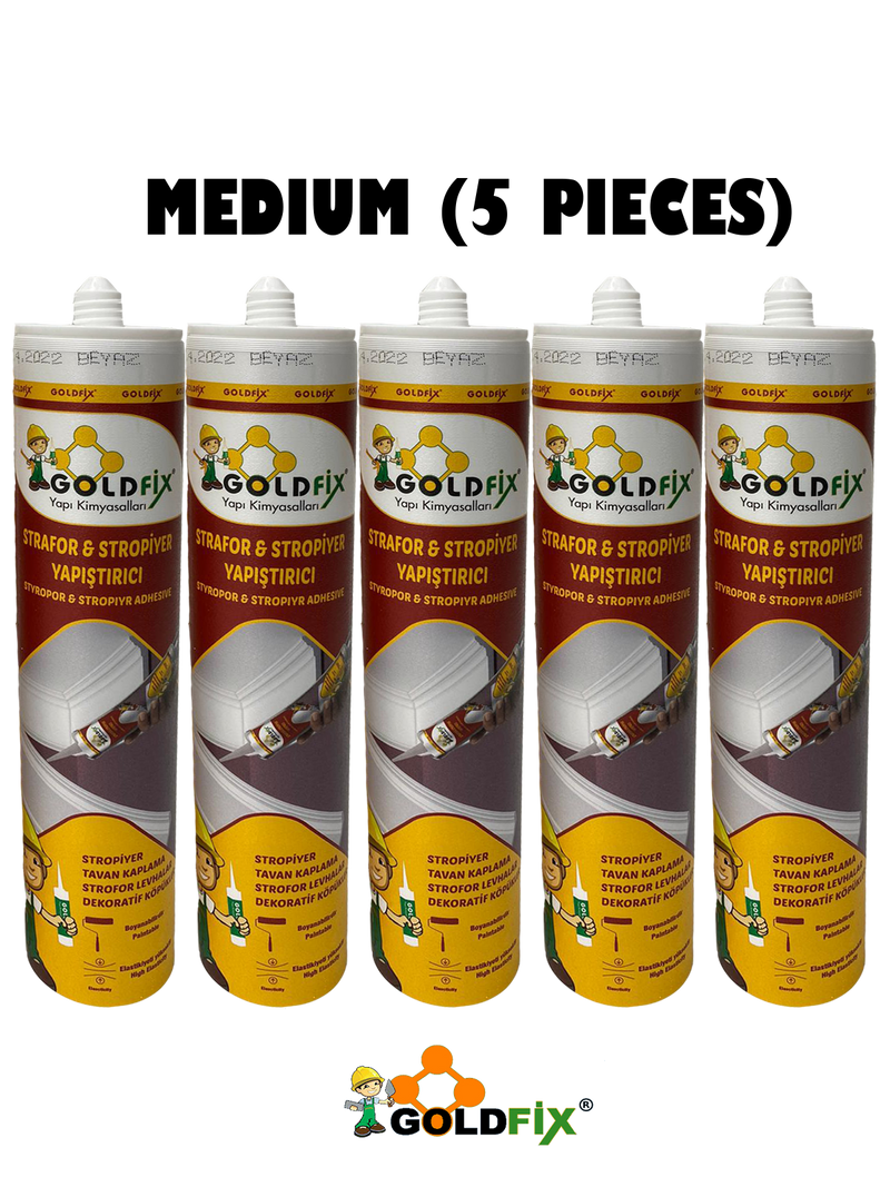 XPS POLYSTYRENE ADHESIVE -THE MOST STRONG AND DURABLE - GOLDFIX -