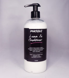 Leave In Conditioner 500ml