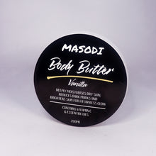 Load image into Gallery viewer, Body Butter (Vanilla) 200ML