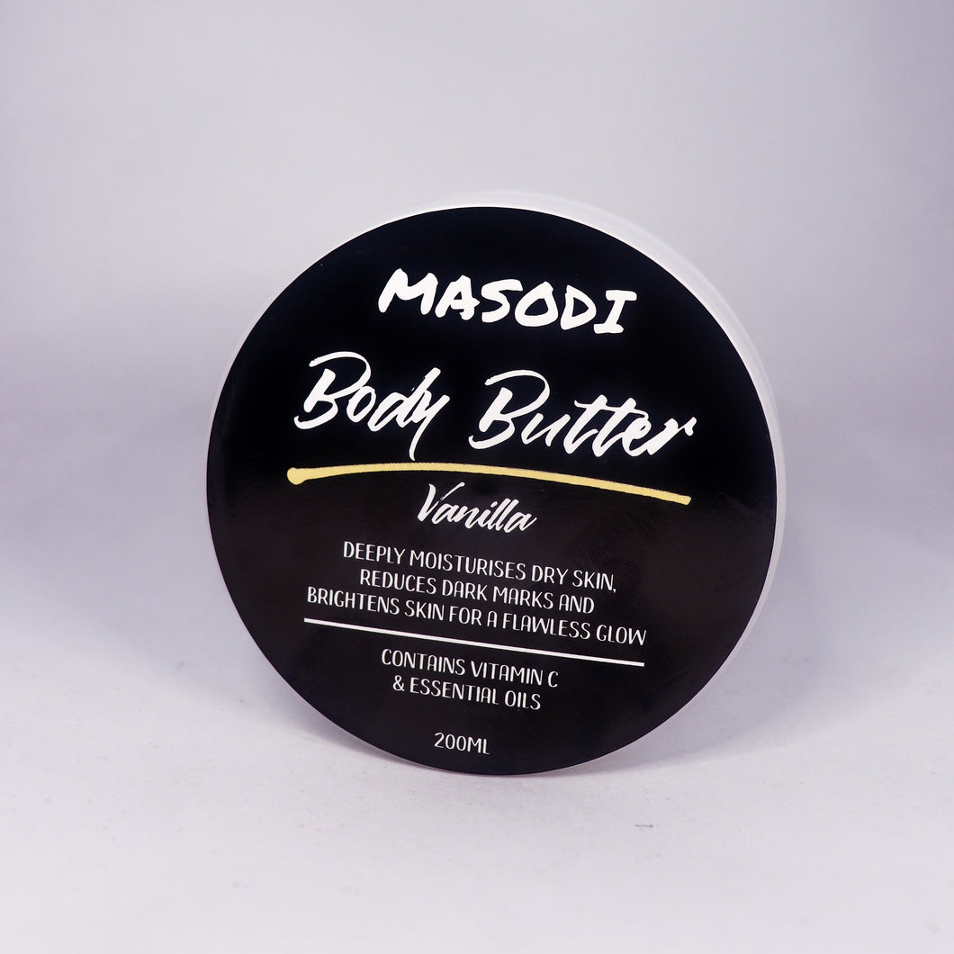 Body Butter (Vanilla) 200ML