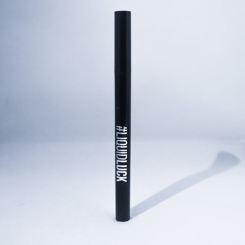 #LiquidLuck: Pitch Black Liner Pen