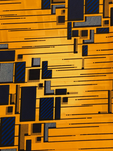 Tetris Yellow