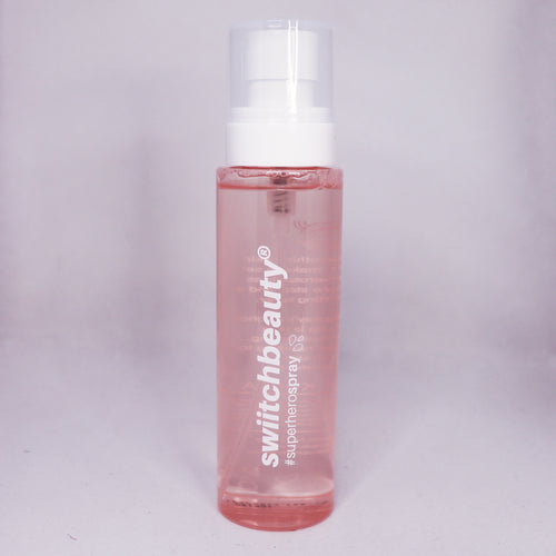 #SuperHeroSpray: Dewy Skin Mist