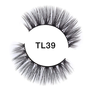 3D Brazilian Silk Lashes