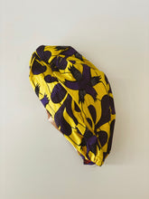 Load image into Gallery viewer, African Knot Print Turban