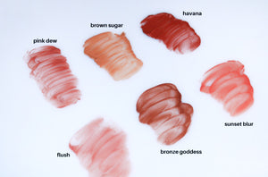 #BubbleBlush: Mousse Cheek Tint