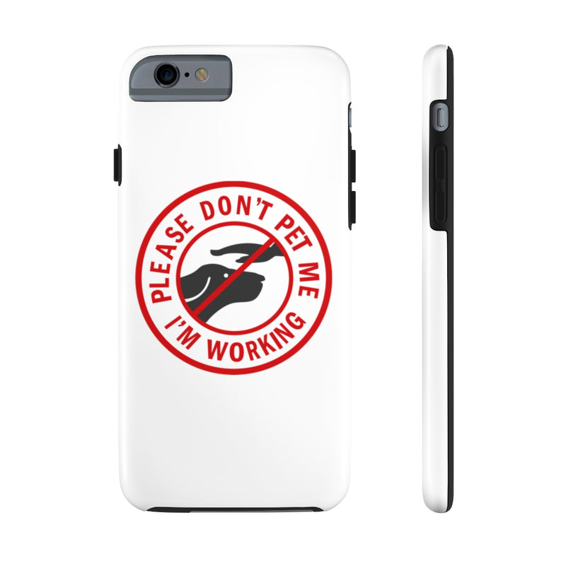 Working Dog Phone Case
