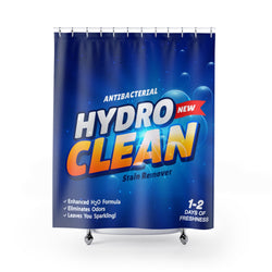HydroClean™ Shower Curtain