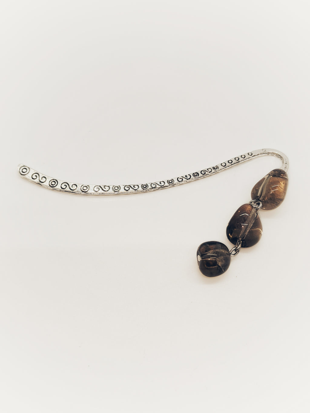 Smokey Quartz Bookmark