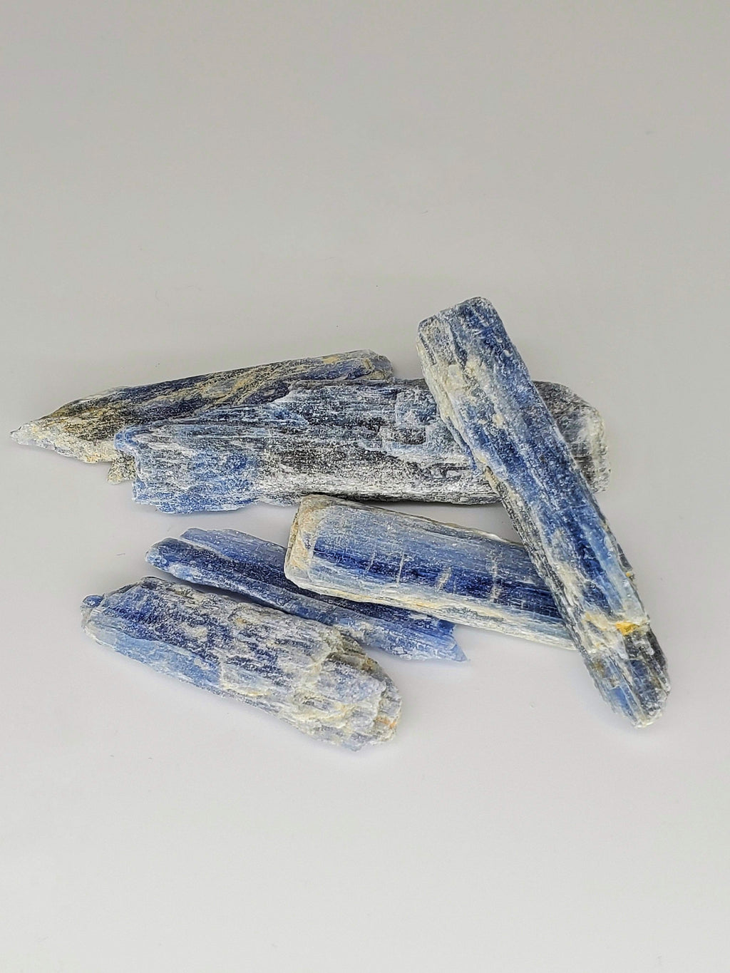 Blue Kyanite Blades - (Set of 5)