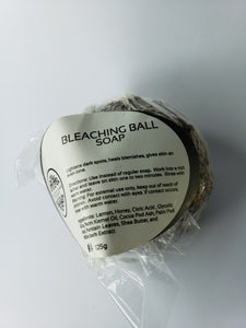Bleaching Ball Soap