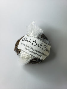Black Ball Soap