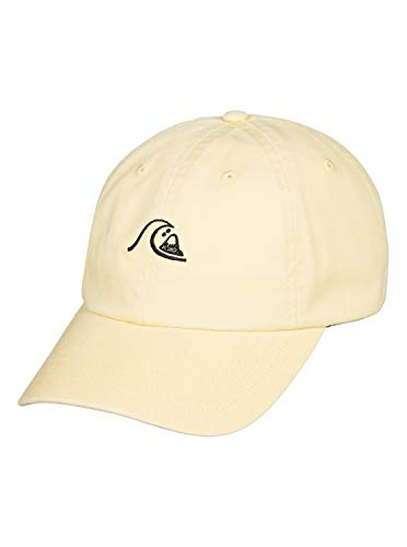 Quiksilver Men's RAD Bad DAD HAT Misted Yellow 1SZ