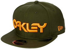 Load image into Gallery viewer, Oakley 6 Panel Hat Logo Neon
