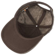 Load image into Gallery viewer, Liberty Leather Cap Men -