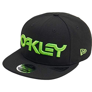 Oakley 6 Panel Hat Logo Neon