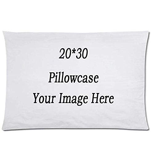 HH&WW Your Photo Text Here Custom Pillow Cover Personalized Throw Pillow Case 20
