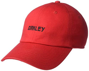Oakley 6 Panel Japanese Logo Hat