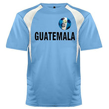 Load image into Gallery viewer, Custom Guatemala Soccer Ball 1 Jersey Personalized with Your Names and Numbers