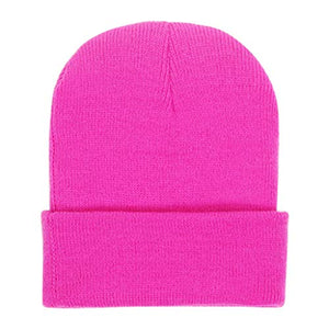 Knit Hat Hip Hop Winter Trendy Warm Thicker Baggy Stretchy Scarf Slouchy Skully Beanie Ski Cap