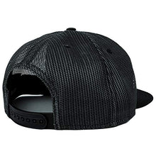 Load image into Gallery viewer, Armycrew Oversize XXL Blank Flatbill Mesh Snapback Cap