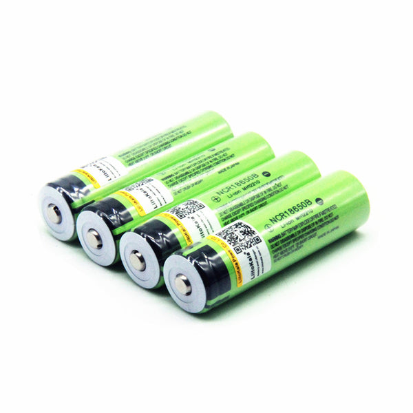 3x 18650 Batteries For Scope Kit