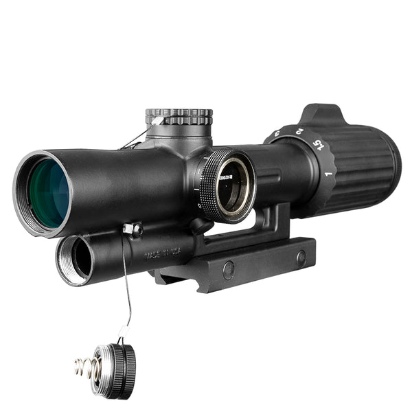 Replica Trijicon 1-6X24 Cross Concentric Riflescope