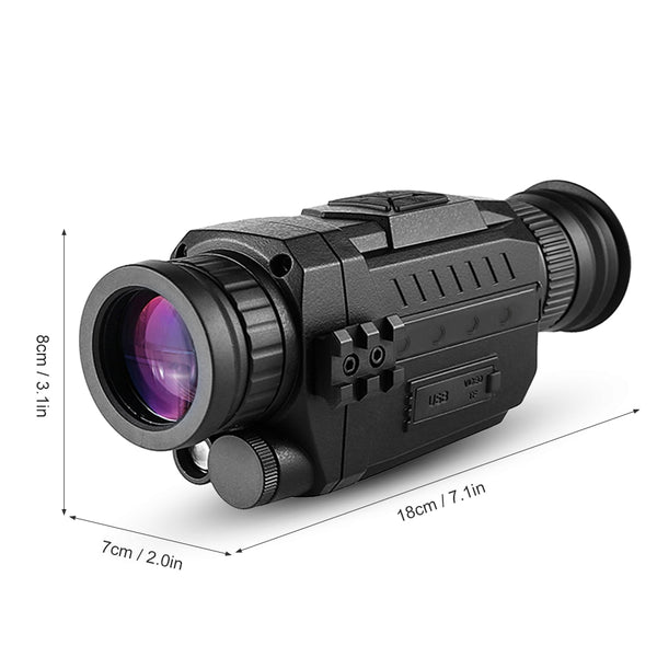 5x35 Night Vision Outdoor Recording Camera